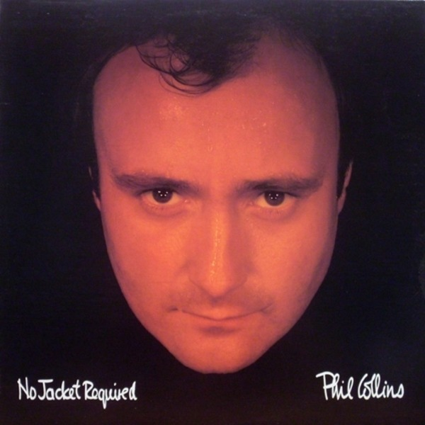 Phil Collins No Jacket Required (US)