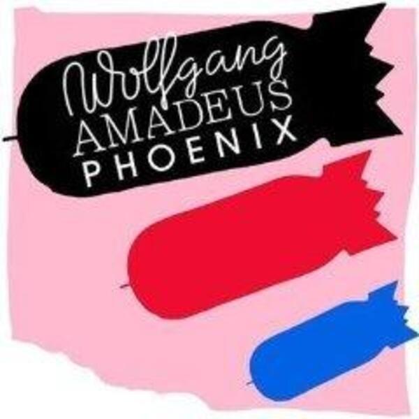 PHOENIX - Wolfgang Amadeus Phoenix - CD