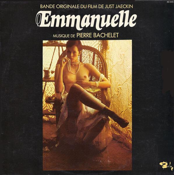 PIERRE BACHELET - Emmanuelle - Bande Originale Du Film De Just Jaeckin - LP