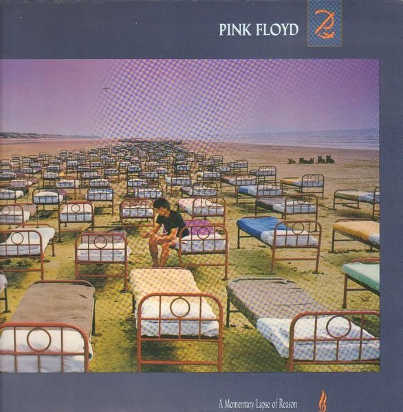 pink floyd a momentary lapse of reason (dmm)