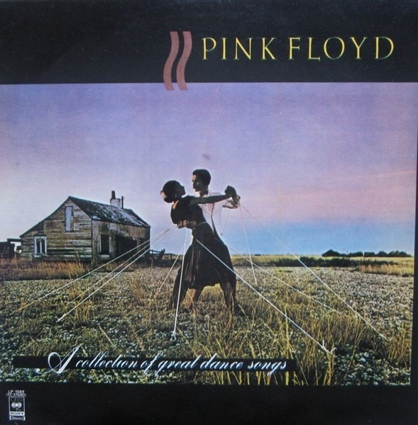 Pink Floyd A Collection Of Great Dance Songs (STILL SEALED)