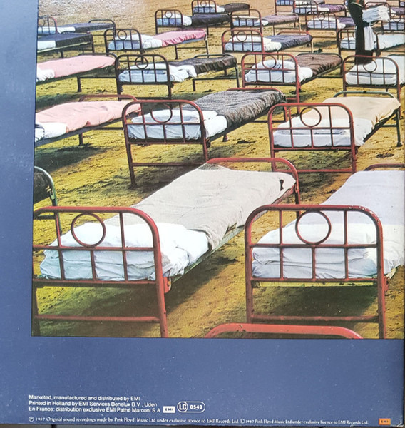 Pink Floyd a momentary lapse of reason (gatefold)