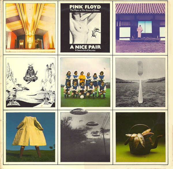 Pink Floyd A Nice Pair (MONK GATEFOLD COVER)