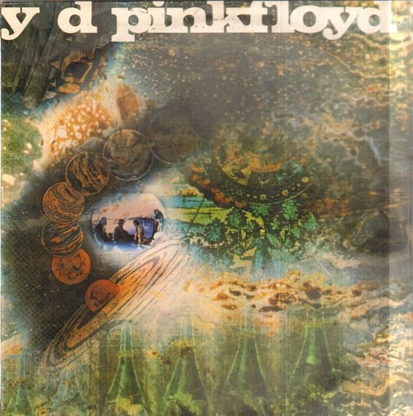 Pink Floyd A Saucerful Of Secrets (SCX 6258 DUTCH)