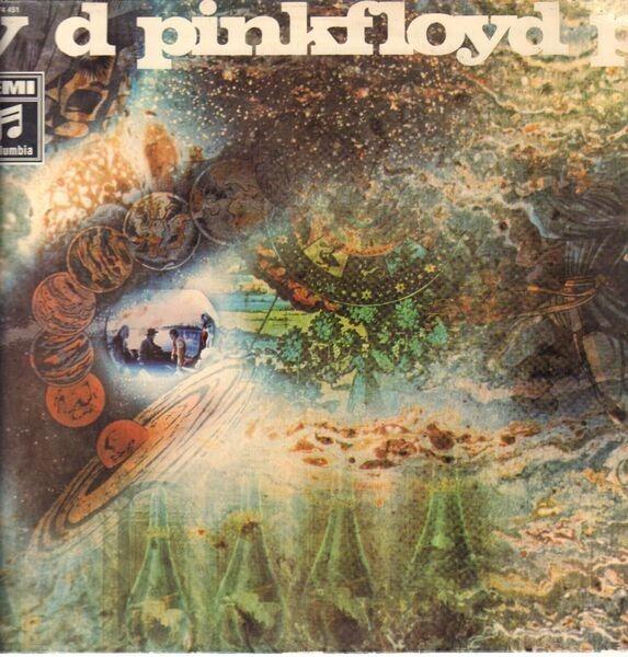 Pink Floyd A Saucerful Of Secrets (SMC 74 451 GERMAN)