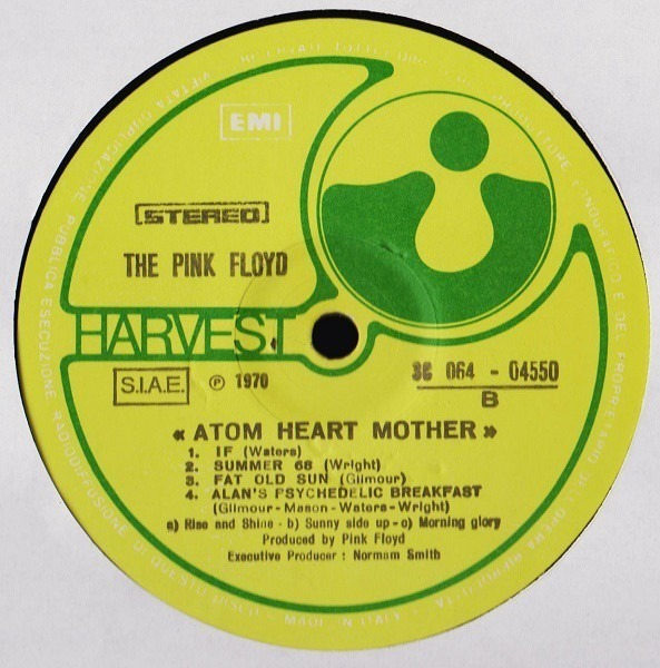 #<Artist:0x0000000008a340a0> - Atom Heart Mother