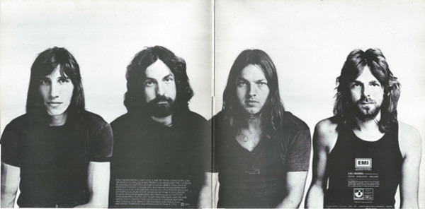 Pink Floyd Meddle (BLACK LABELS)