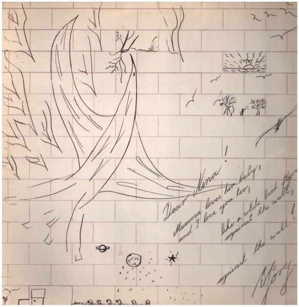#<Artist:0x00007fd8e409ad20> - The Wall