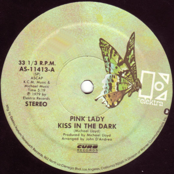 Pink Lady Kiss In The Dark
