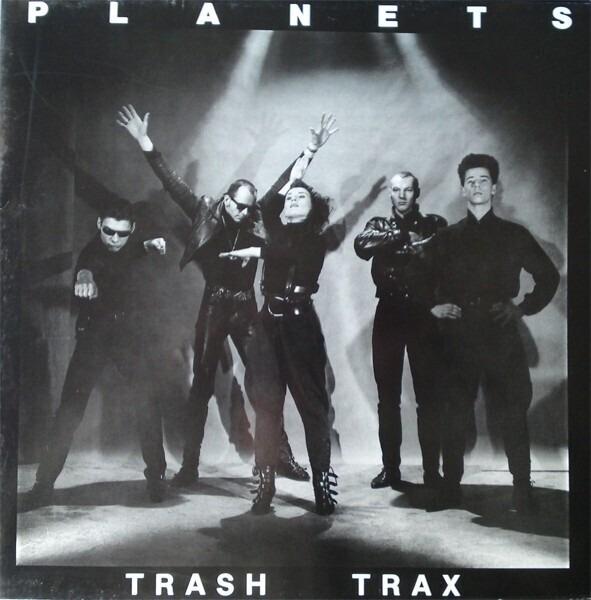 #<Artist:0x007f854a097910> - Trash Trax