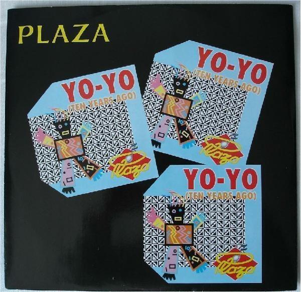 PLAZA - Yo (Ten Years Ago) - 12 inch x 1