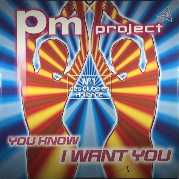 PM PROJECT - You Know I Want You - 12 inch x 1