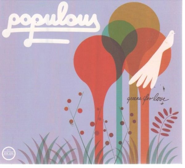 POPULOUS - Quuen for love (DIGIPAK) - CD