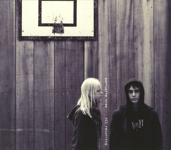 PORCUPINE TREE - Nil Recurring (DIGIPAK) - CD
