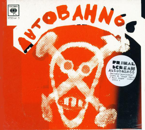 PRIMAL SCREAM - Autobahn 66 (CD2) - CD single