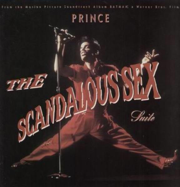 PRINCE - The Scandalous Sex Suite - CD single