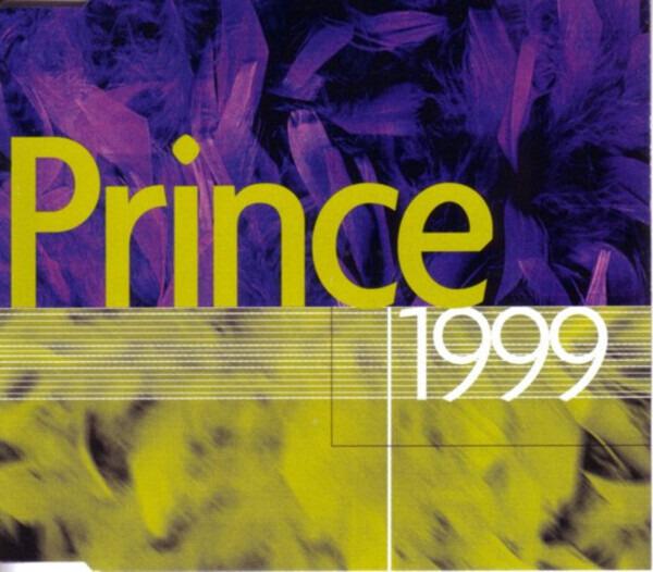 PRINCE - 1999 - CD single
