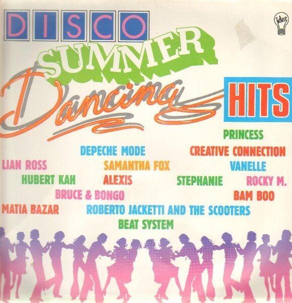 PRINCESS, DEPECHE MODE A.O. - Disco-Summer-Dancing-Hits - 33T