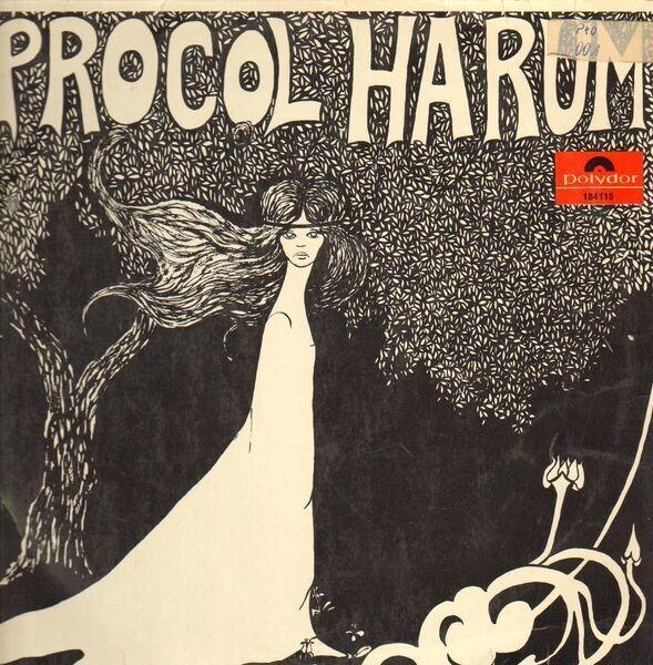 Procol Harum - Procol Harum (original 1st German)