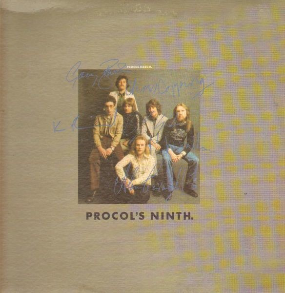 Procol Harum - Procol's Ninth CD