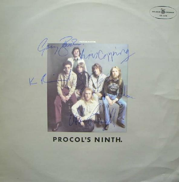 Procol Harum - Procol's Ninth Album