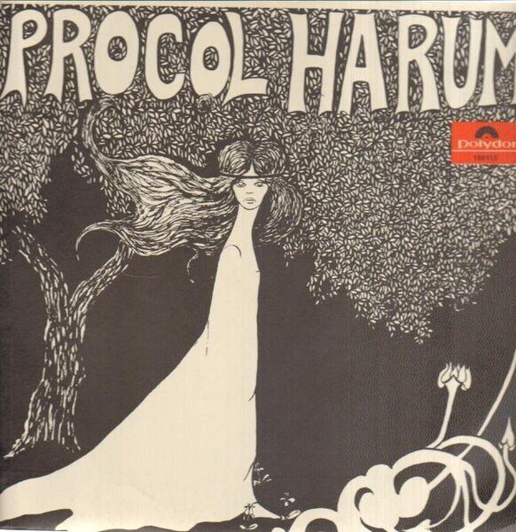 Procol Harum (original 1st German) - Procol Harum