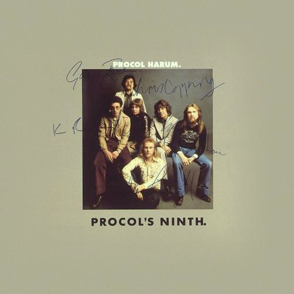 Procol Harum - Procol's Ninth EP