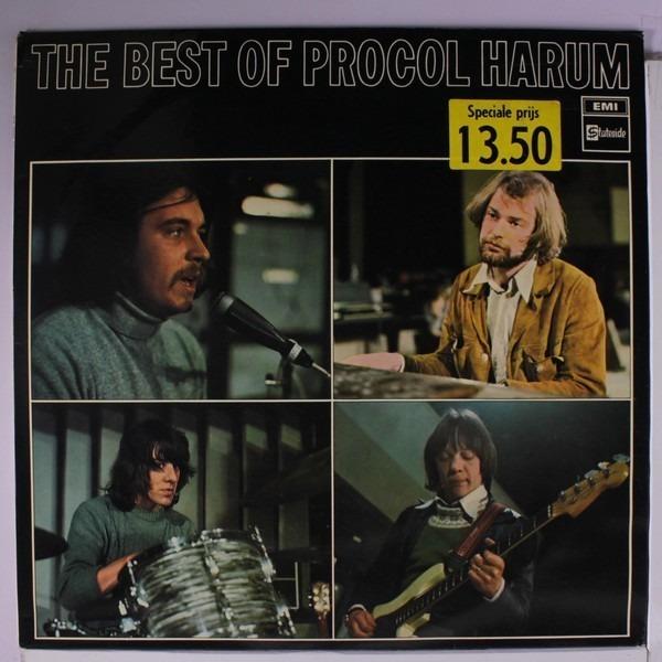 #<Artist:0x00007fd902271888> - The Best Of Procol Harum
