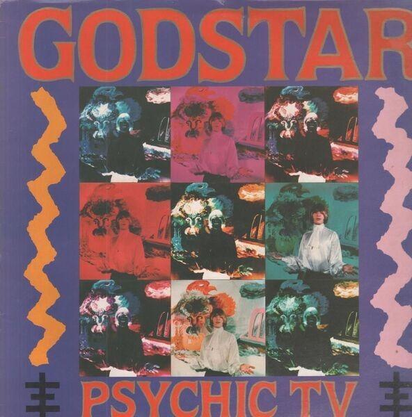 PSYCHIC TV - Godstar - 12 inch x 1