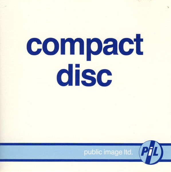 PUBLIC IMAGE LIMITED - Compact Disc - CD