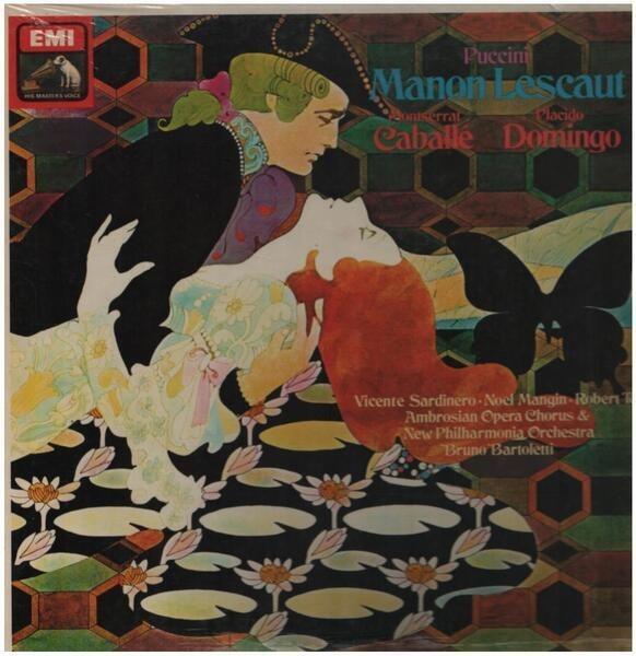 #<Artist:0x00007fd8a5bee850> - Manon Lescaut