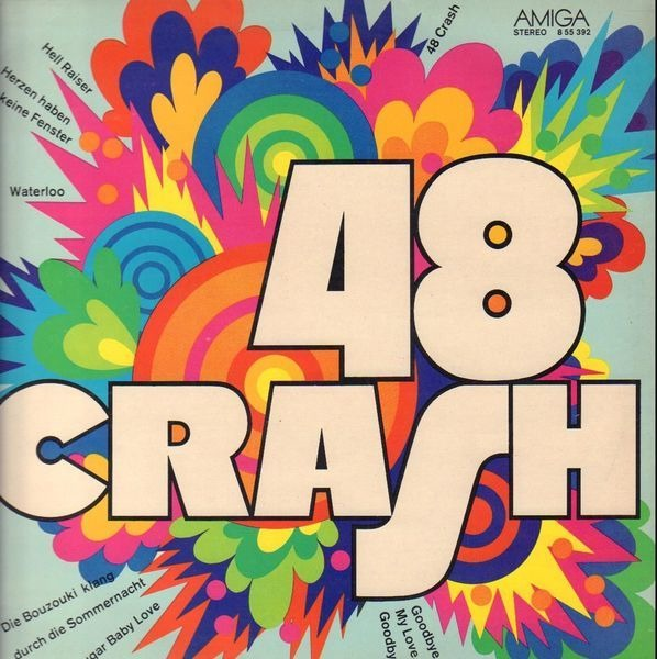 #<Artist:0x007f6708c58228> - 48 Crash