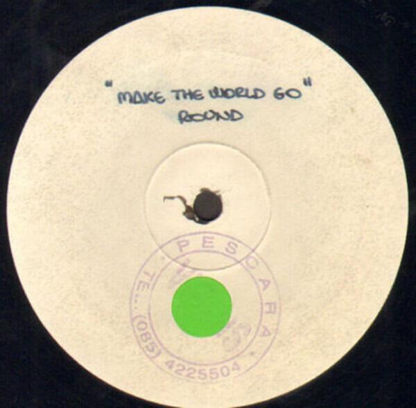 PUSSY DUB FOUNDATION - Make The World Go Round - Maxi x 1