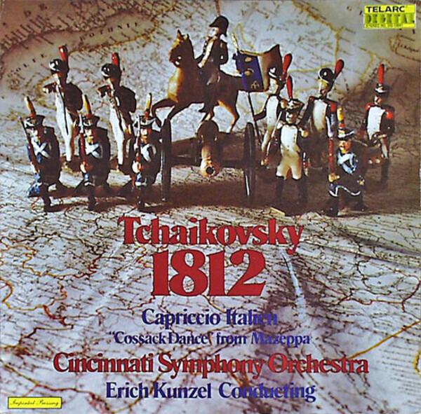 #<Artist:0x00007f4e0db23a60> - 1812 ⋆ Capriccio Italien ⋆ 'Cossack Dance'