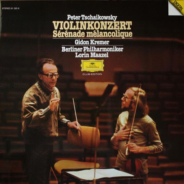 #<Artist:0x00007f4e0eff01f0> - Violinkonzert, Sérénade Mélancolique