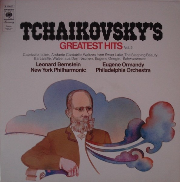 #<Artist:0x00007fd8e1586558> - Tchaikovsky's Greatest Hits Vol. 2