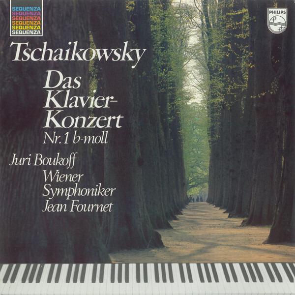 #<Artist:0x00007f4df36605b0> - Das Klavier-Konzert Nr. 1 B-moll