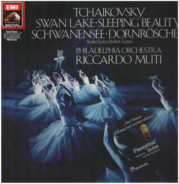#<Artist:0x00007f4dfc0393b8> - Swan Lake - Sleeping Beauty / Schwanensee - Dornroschen