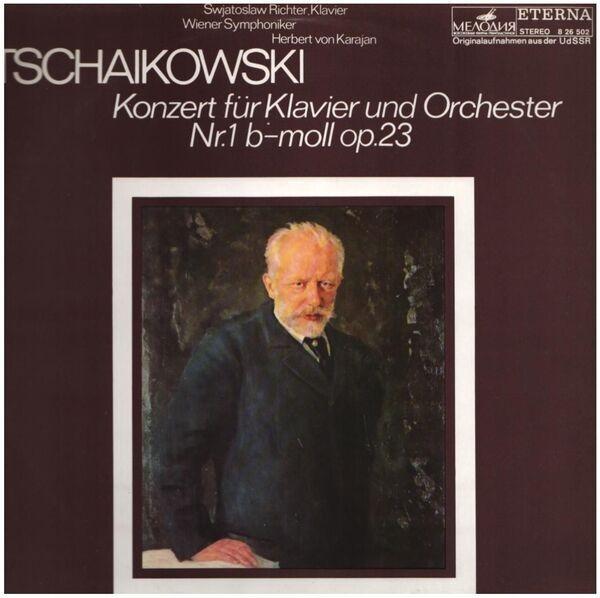#<Artist:0x00007fd8d0b888b8> - Konzert für Klavier und Orchester Nr. 1 b-moll op.23