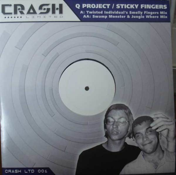Q PROJECT - Sticky Fingers (Remixes) - Maxi x 1