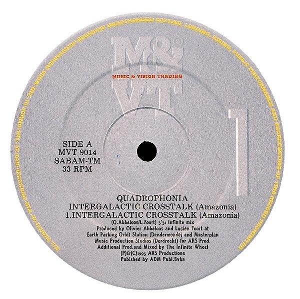 Quadrophonia Intergalactic Crosstalk (Amazonia)