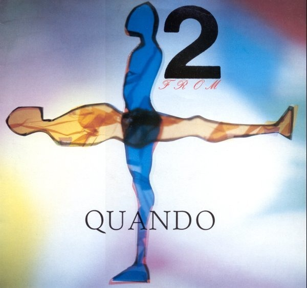 QUANDO QUANGO - 2 From Quando - 12 inch x 1