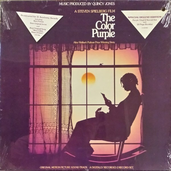 #<Artist:0x007fafcb9c7318> - The Color Purple (Original Motion Picture Sound Track)