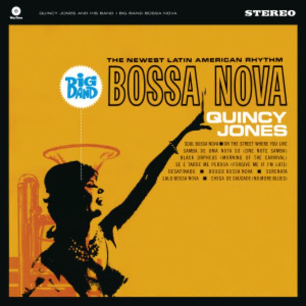 #<Artist:0x007f15ae2da738> - Big Band Bossa Nova