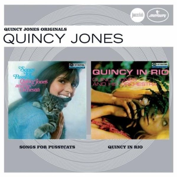 #<Artist:0x007f985e83f6a0> - Quincy Jones Originals (Jazz Club)