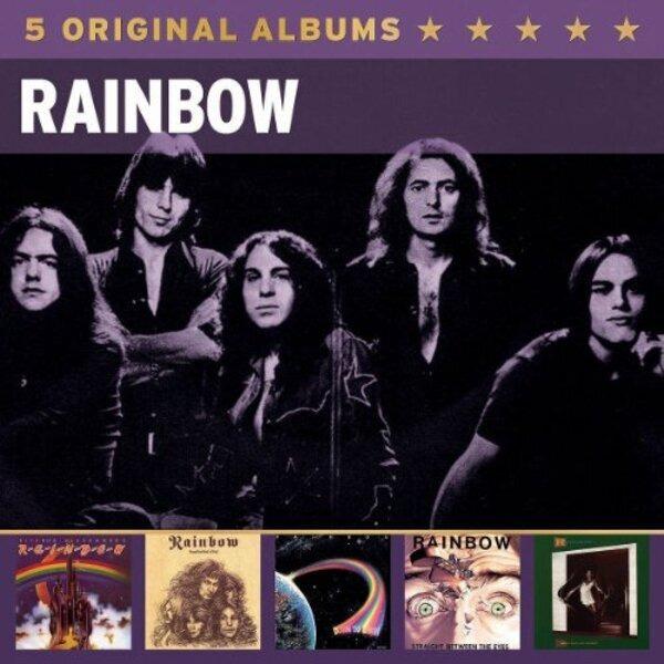 #<Artist:0x007fe328745e10> - 5 Original Albums