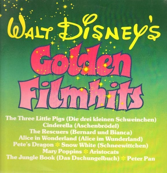 Rainbow Orchestra Munich, Walt Disney Golden Film Hits From Mary Poppins  a o