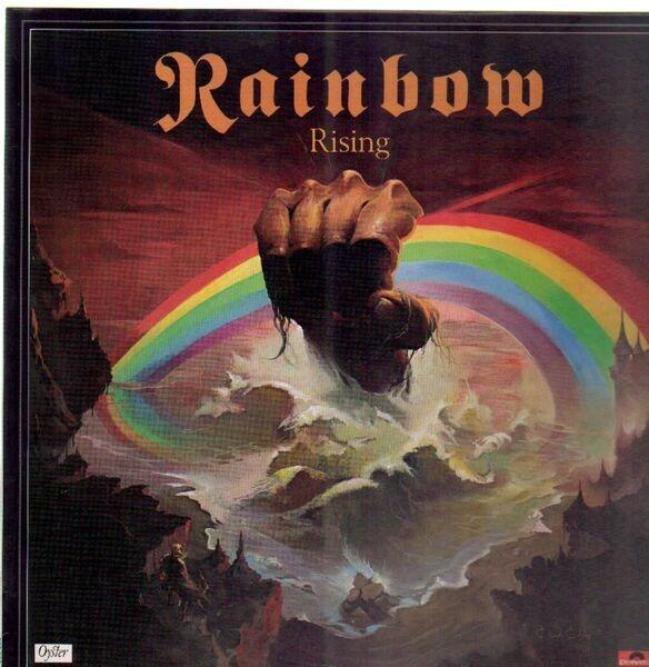 #<Artist:0x007f27609fa630> - Rainbow Rising
