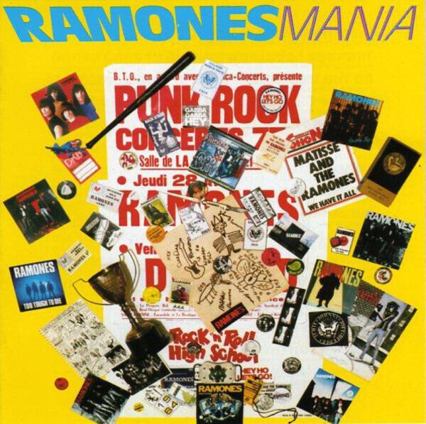 #<Artist:0x007f705030bbb0> - Ramones Mania