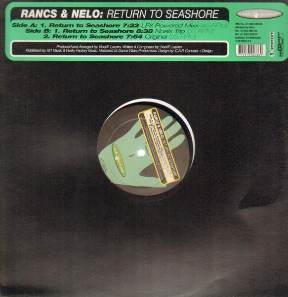 Rancs & Nelo Return To Seashore